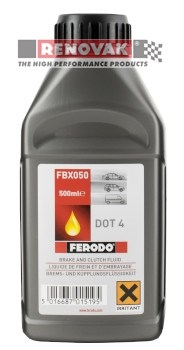 DOT4 Ferodo brake fluid
